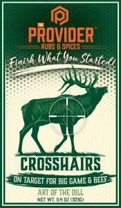 Crosshair label