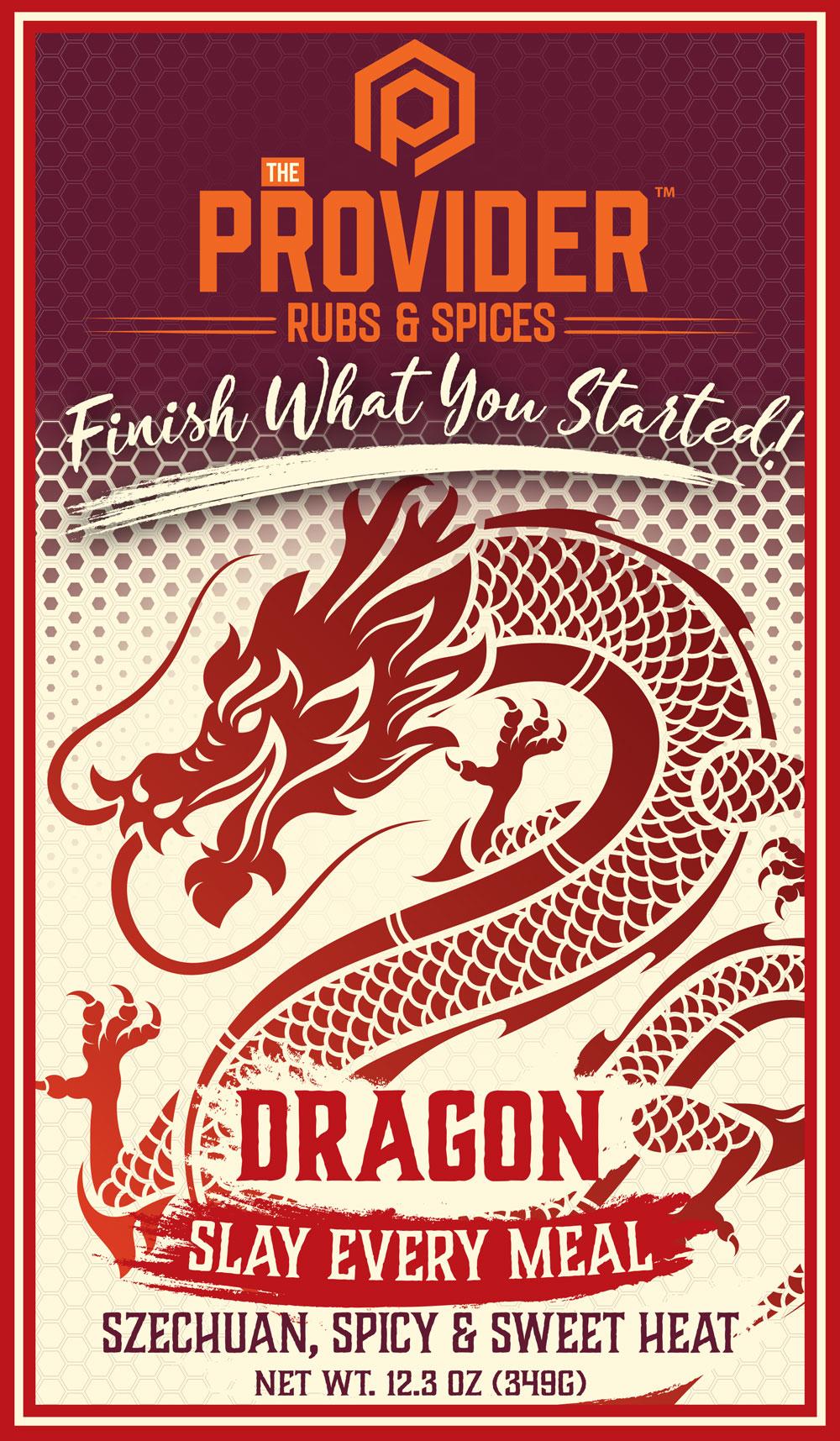 Dragon Label
