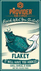 Flakey Label