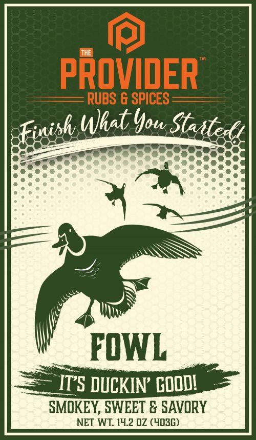 Fowl Label