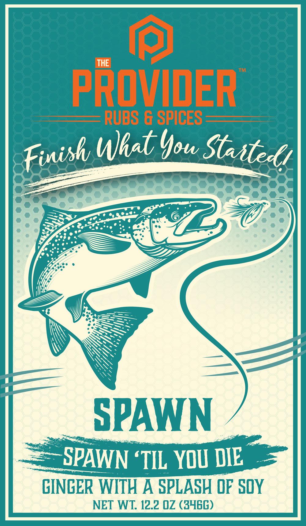 Spawn Label