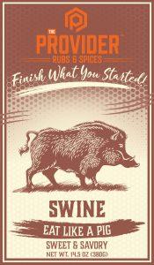 Swine Label