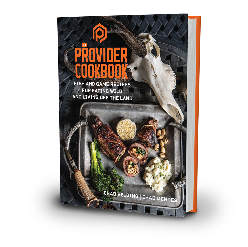 The Provider Wild Game Cookbook